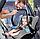 Автокресло-кенгуру MINK Kinderkraft (серый), фото 2
