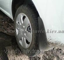 Брызговики Renault Logan задние с 2004 г. (Лада Локер)
