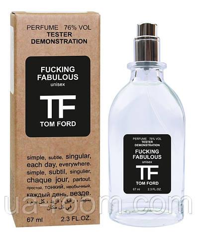 Тестер унисекс Tom Ford Fucking Fabulous, 67 мл., фото 2