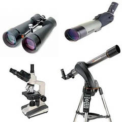 Оптические приборы и системы