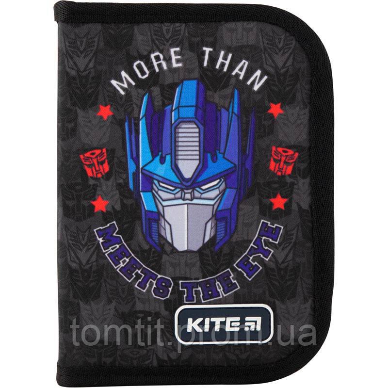 Пенал - книжка Transformers TF19-621-2, ТМ Kite