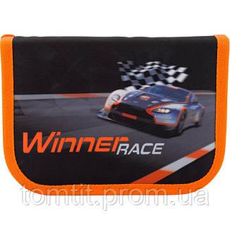 Пенал - книжка Winner race K19-621-6, ТМ Kite, фото 2