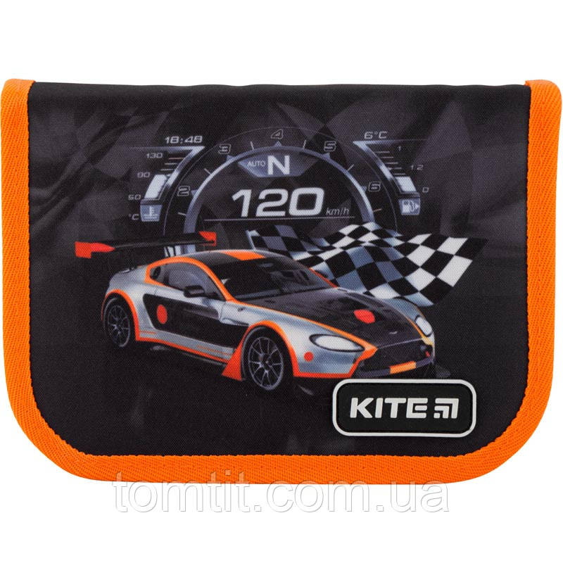Пенал - книжка Winner race K19-621-6, ТМ Kite