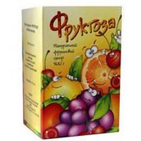 Фруктоза (натур. фрукт. сахар) 500г