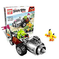Конструктор Lepin Angry Birds 19001, 19002, 19003, 19004, 19005 Злые птички