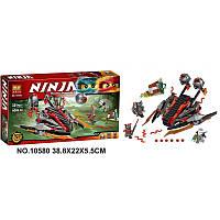 Конструктор Bela Ninja 10580, 10581, 10525, 10725, 10527, 10721, 10720, 10584, 10530