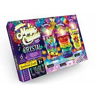 Набор для творчества Magic Candle Crystal Парафиновая свеча своими руками Данко Тойс