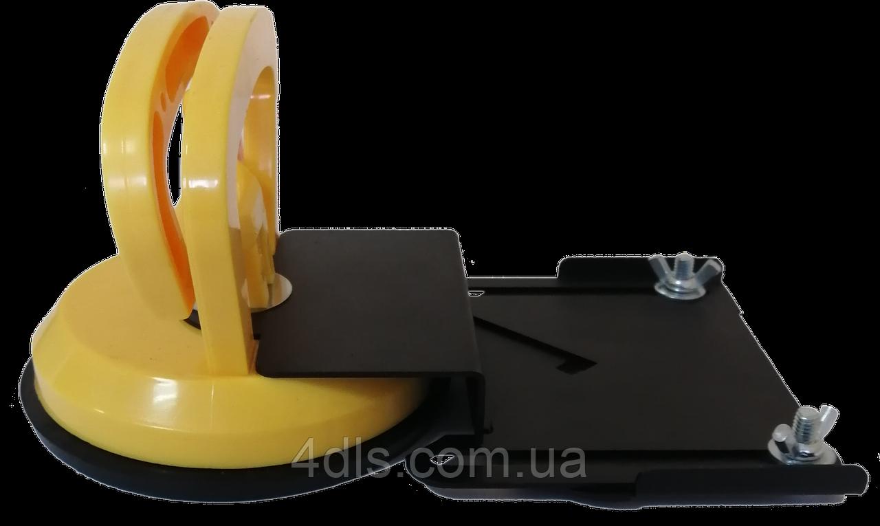 Шаблон с присоской для сверления отверстий