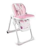 Детский стульчик для кормления Kinderkraft YUMMY (розовый), фото 1
