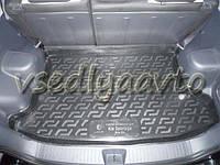 Коврик в багажник KIA Sportage New 2005- (L. Locker)