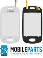Сенсор (Тачскрин) для Samsung S5282 (Белый) Оригинал Китай