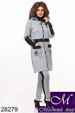 Спортивный костюм женский (р. S, M, L) арт. 28279, фото 2