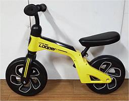 "Детский беговел Looper Balance Bike 10"" Синий"