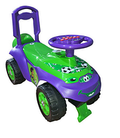 Детская машина каталка толокар.Каталки для детей.Машина каталка на украинском языке.