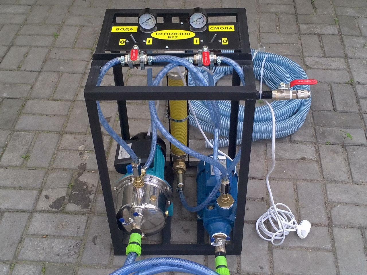 Установка для пеноизола на 2.2 кВт