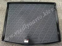Коврик в багажник Volkswagen Caddy 2004- (L. Locker)