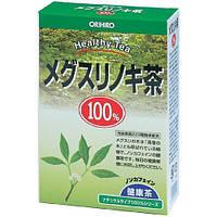 Чай из хризантемы ORIHIRO Megusurinoki Tea 26 пак
