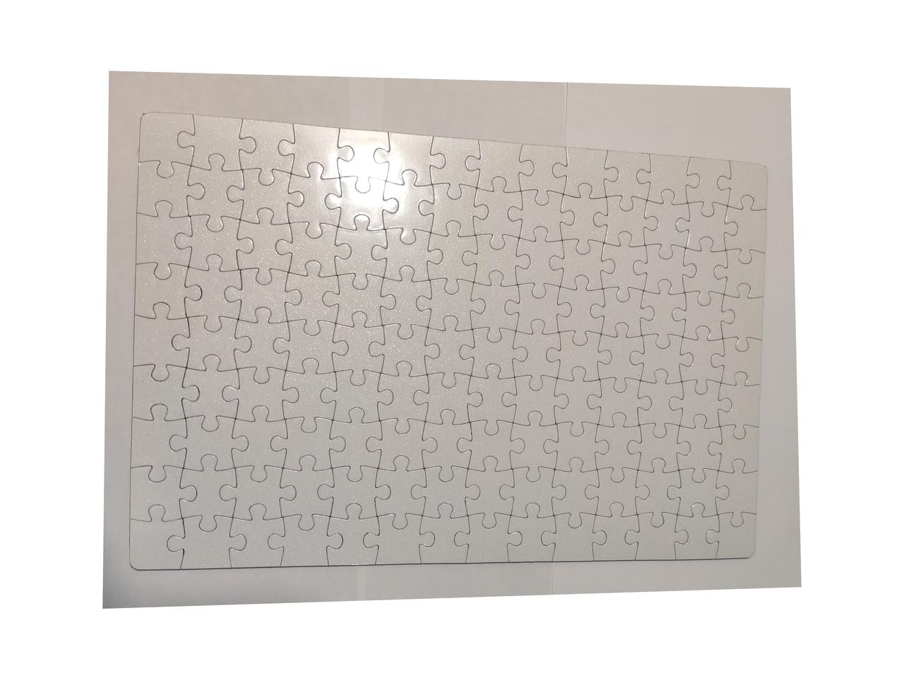Пазл сублимационный на магните 270х180 мм (A4)