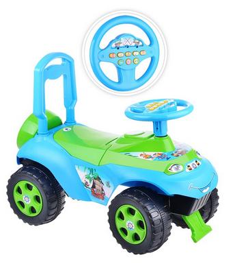 Толокары для детей.Машина каталка для детей.Каталка толокар Автошка на русском.
