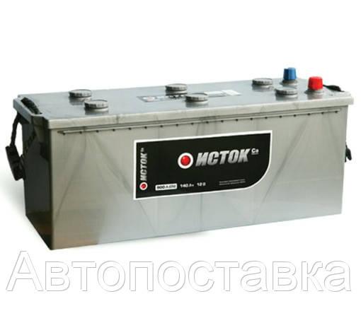 Аккумулятор 6СТ-190Ah(3) Исток 1250A