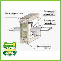 Promat Універсальна кабельна проходка ФЕНИКС КП, фото 1