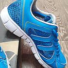 Кроссовки Bona р.39 сетка голубые, фото 5