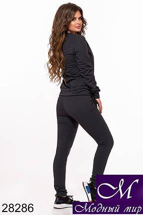 Женский спортивный костюм (р. S, M, L) арт. 28286, фото 2