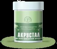 Акція!! до 26.11.2019  Акрустал фитокрем  для лечения дерматологических заболеваний, псориаз 65 г