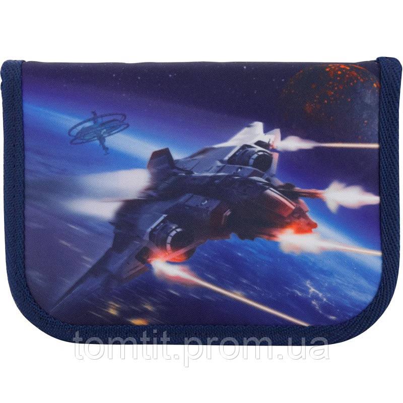 Пенал - книжка Space trip K19-622-6, ТМ Kite