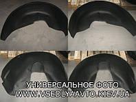 "Подкрылки на ЗАЗ 968 ""MEGA LOCKER"""