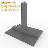 Фундамент под металлические опоры ЛЭП ФС1-4, фото 1