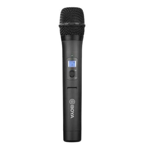 Кардиоидный беспроводной радиомикрофон Boya BY-WHM8 pro