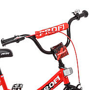Велосипед детский PROF1 18 дюймов Y1846 Original boy Гарантия качества Быстрая доставка, фото 3