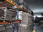 Стелаж палетний приставний H3000хL2700х1100 мм (пол. + 2 рівня по 2300 кг на рівень), стелаж для палет, фото 9