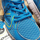 Кроссовки Bona сетка голубые размер 40, фото 6