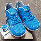 Кроссовки Bona сетка голубые размер 40, фото 3