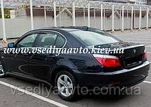 Дефлекторы окон на BMW 5 (E60) 2002-2010 гг.