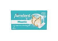 Жевательная резинка без сахара AIMDENT 7 MASTIC 14,4 г x 24 шт (представлены вкусы в ассортименте)