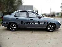 Дефлекторы окон на Chevrolet LANOS 2005 г.