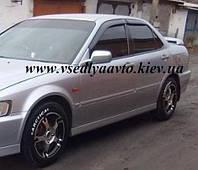 Дефлекторы окон на HONDA Accord седан 1998-2002 гг.