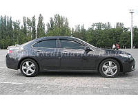 Дефлекторы окон на HONDA Accord седан 2008-