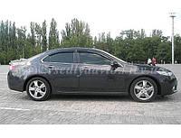 Дефлекторы окон на HONDA Accord седан 2008-