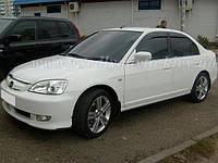 Дефлекторы окон на HONDA Civic седан 1995-2001 гг.