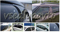 Дефлекторы окон на Hyundai Elantra седан 2000-2006 гг.