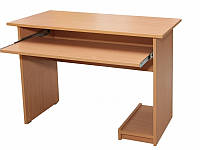 Стол компьютерныйс местом под системный блок справа/слева