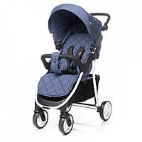 Детская прогулочная коляска 4baby Rapid Navy Blue