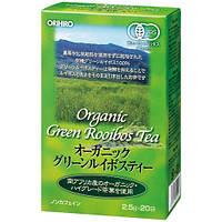 ORIHIRO Зеленый чай ройбуш 20 пак