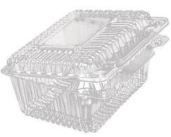 Пластиковые контейнеры одноразовые