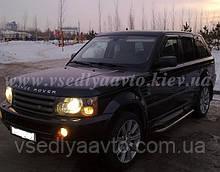 Дефлекторы окон на LAND ROVER Range Rover Sport 2005-