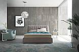 Итальянская мягкая современная кровать ATRIUM фабрика LeComfort, фото 2